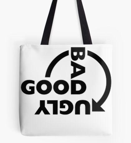 Good Bad Ugly Version SF Tote Bag