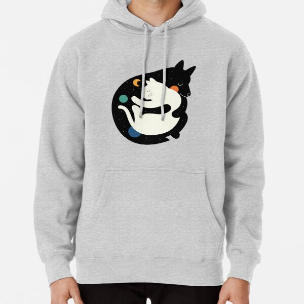 More Hugs Less Fights Pullover Hoodie