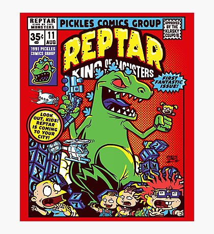 Pickles Comics Photographic Print