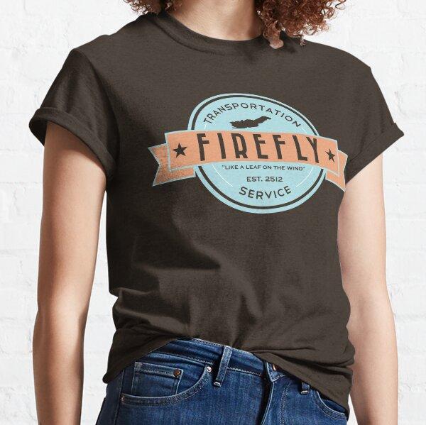 Firefly Transportation Classic T-Shirt