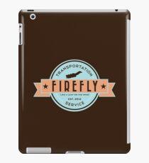 Firefly Transportation iPad Case/Skin