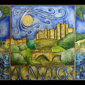 Alnwick Nouveau by Stormswept