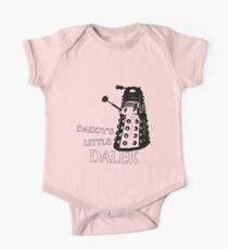 Daddy's Little Dalek Kids Clothes