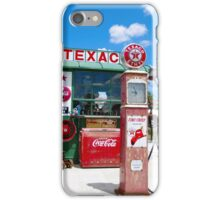 Gas Station iPhone Case/Skin