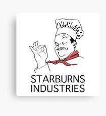Starburns Industries Canvas Print