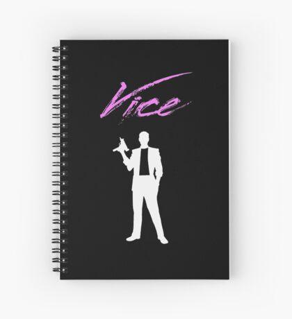 Vice - 80 Cuaderno de espiral