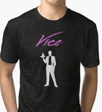 Vice - 80 Camiseta de tejido mixto