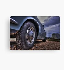 Dungeness Nuclear Power Station Canvas Print