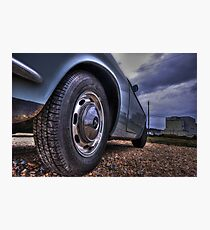 Dungeness Nuclear Power Station Photographic Print