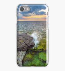 Cave Point Daybreak iPhone Case/Skin