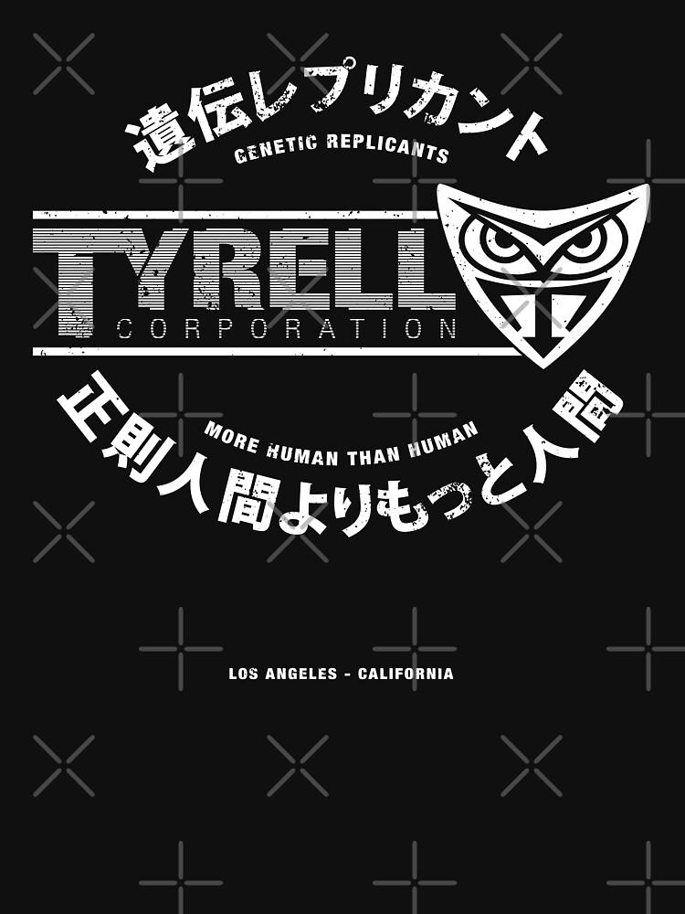 Tyrell Corporation (gealtertes Aussehen) von KRDesign