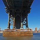 Manhatten bridge by Mark Walker