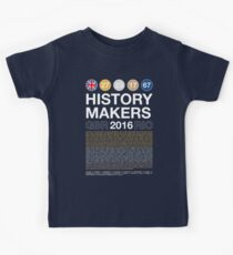 History Makers GB 2016 Kids Clothes