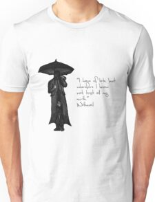Withnail & I - Quote  Unisex T-Shirt