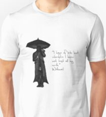 Withnail & I - Quote  T-Shirt