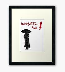Withnail & I Framed Print