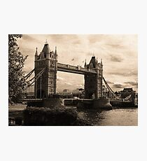 Tower Bridge, London Photographic Print