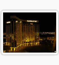 Mandalay Bay Sticker