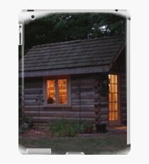 The Garden Shed iPad Case/Skin