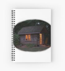 The Garden Shed Spiral Notebook