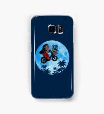 Stitch Phone Home Samsung Galaxy Case/Skin