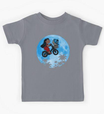 Stitch Phone Home Kids Clothes