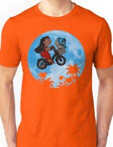 Stitch Phone Home T-Shirt