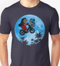Stitch Phone Home Unisex T-Shirt