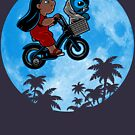Stitch Phone Home by harebrained