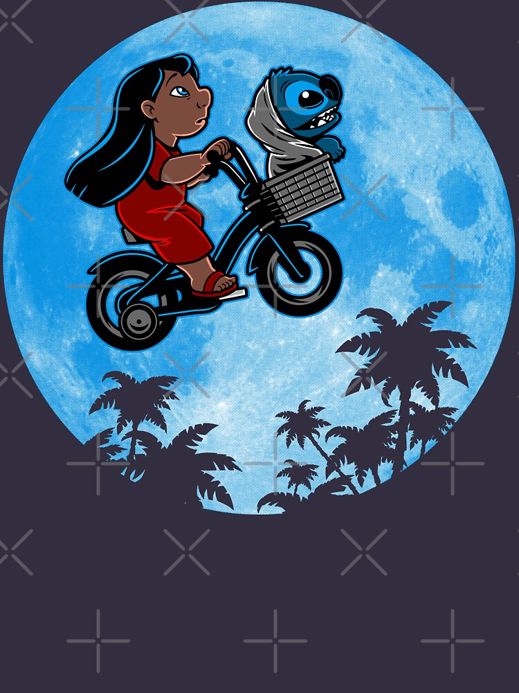 Stitch Phone Home | Unisex T-Shirt