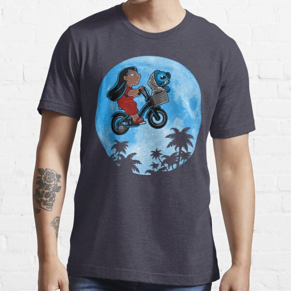 Stitch Phone Home Essential T-Shirt