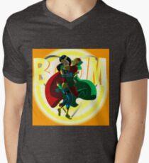 Va-Va-Va Voom Tube! Men's V-Neck T-Shirt