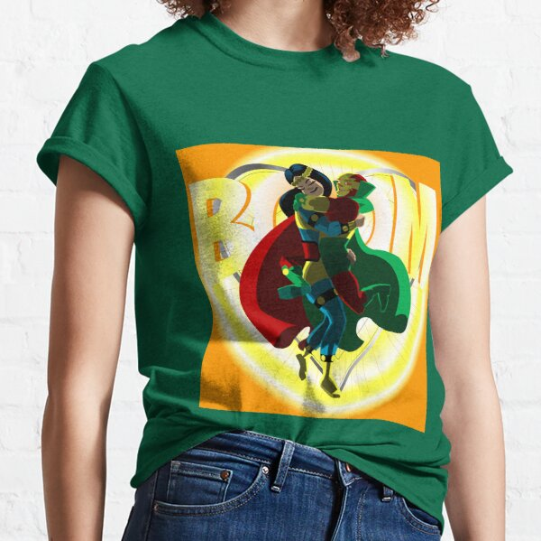 Va-Va-Va Voom Tube! Classic T-Shirt