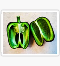 Poblano Pepper Sticker