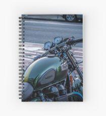 Ride. Spiral Notebook