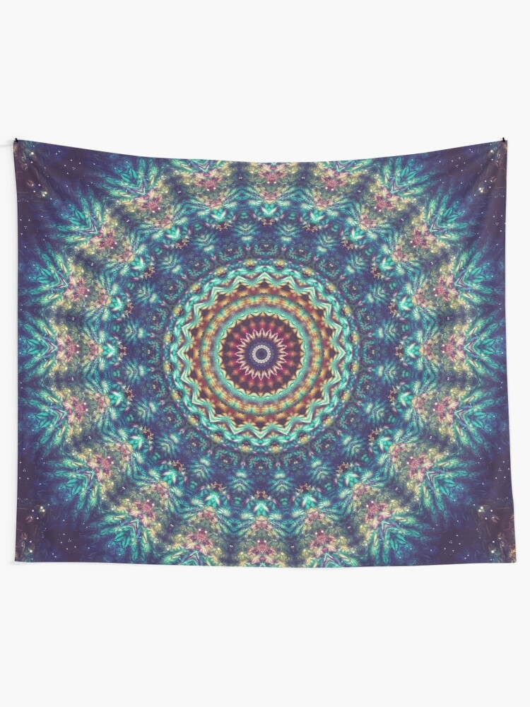 Alternate view of Gazing At The Mystery Tapestry