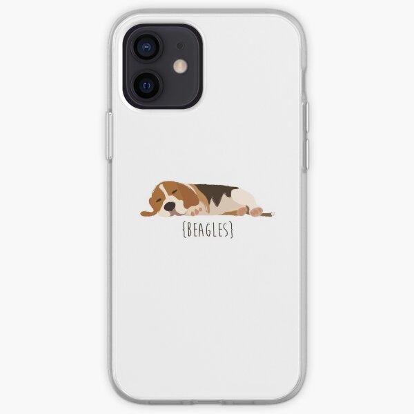 Beagles iPhone Soft Case