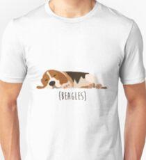 Beagles Unisex T-Shirt