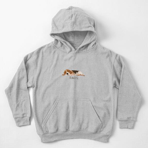 Beagles Sudadera con capucha para niños