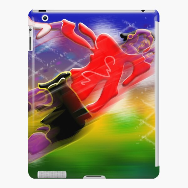 Soccer Goalie_Olympic Sports 006 iPad Snap Case