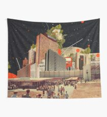 Software Road Wall Tapestry