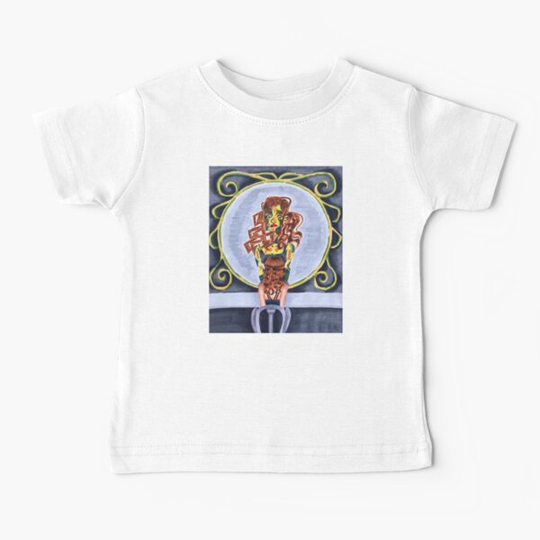 Monstrous Reflection Baby T-Shirt