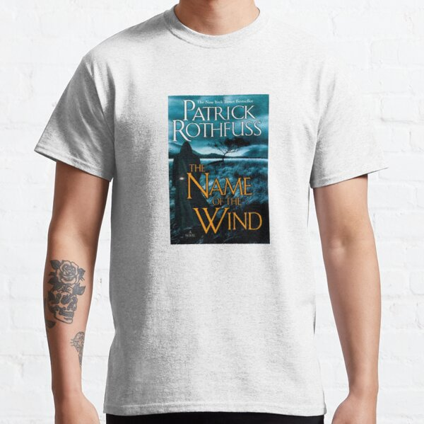 The Name of the Wind cover Classic T-Shirt