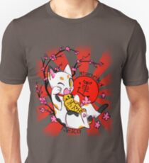 Beckoning Luck Unisex T-Shirt