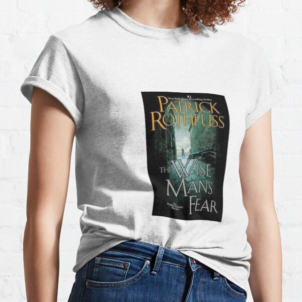 The Wise Man's Fear book cover Classic T-Shirt