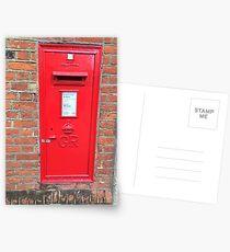 London Mail Postcards
