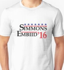Simmons Embiid 16 T-Shirt