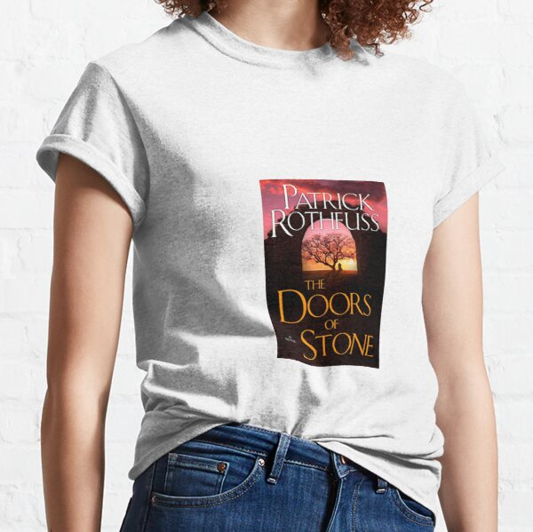 The Doors of Stone book cover Classic T-Shirt