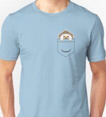 Hedgehog In Your Pocket Unisex T-Shirt