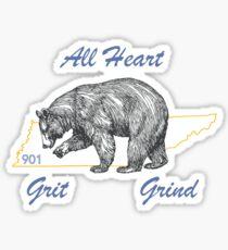 All Heart Sticker